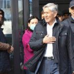 Экс-президент Киргизии задержан за организацию массовых беспорядков