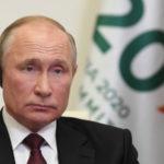 Путин сравнил вызванный пандемией кризис с Великой депрессией