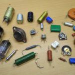 Радиодетали и электроотходы