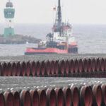 Оператор «Северного потока-2» сообщил о возобновлении строительства газопровода