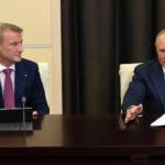 Путин попросил Грефа не забывать, что «Сбер» в первую очередь банк