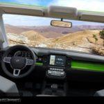 УАЗ показал обновленный салон «Хантера» в стиле Jeep Wrangler