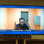 Мособлсуд оставил Алексея Навального в СИЗО