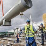 Строительство «Северного потока — 2» приостановлено из-за немецких экологов