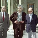 Умер один из создателей советской атомной бомбы академик Халатников