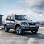 Внедорожники Lada Niva Travel и Legend стали доступны для европейцев