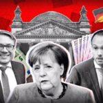Германия достигла рекордного дефицита бюджета в 2020 году