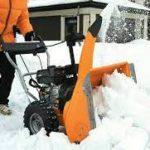 Топ 5 лучших снегоуборочных машин