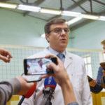 Бывший главврач омской больницы, где лежал Навальный, пропал без вести