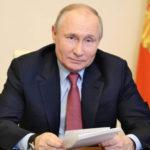 Путин: дополнительные выходные в мае привели к снижению заболеваемости COVID-19