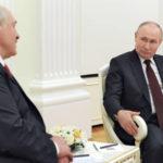 Путин примет Лукашенко 28 мая в Сочи