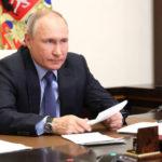 Путин: Россия «зубы выбьет» всем, кто попробует что-то у нее откусить