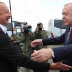 Алиев иЭрдоган подписали Шушинскую декларацию осоюзнических отношениях