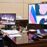 Путин предложил Кадырову снова выдвинуться на пост главы Чечни