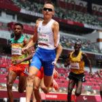 Легкоатлет Яремчук стал чемпионом Паралимпиады в беге на 1500 метров