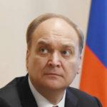 Посол Антонов: США санкциями демонстрируют отсутствие воли по решениям саммита в Женеве
