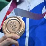 Россия опустилась на шестое место в медальном зачете Олимпиады
