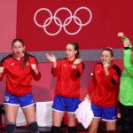 Российские гандболистки вышли в финал Олимпийских игр