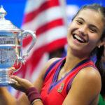 18-летняя британка Радукану выиграла US Open