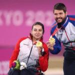 Россияне Сидоренко и Смирнов взяли золото Паралимпиады в стрельбе из лука